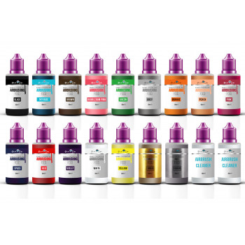 Professional Set of 16x50ml...